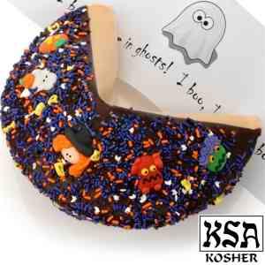 Halloween Fortune Cookie - TFCH8