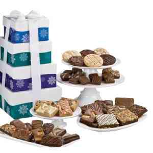 Fairytale Brownie Holiday 3-BoxTower