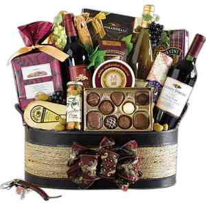 Winenaker's Choice Wine Basket