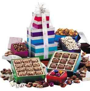 Supreme Chocolate Tower MC873-Candy