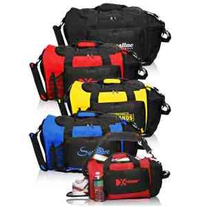 Deluxe Sports Duffel Bag - ADB11