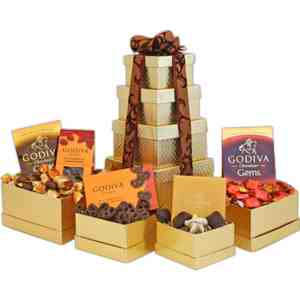 Golden Godiva Tower - 9503