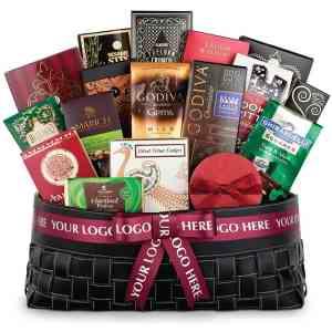 Gourmet Grandeur Gift Basket - 11923