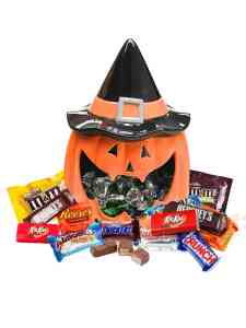 Halloween Candy Jar - J1271099