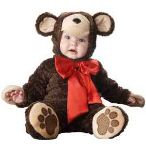 Lil' Teddy Bear Elite Collection Infant/ToddlerCostume - COB32496