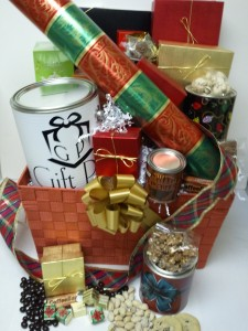 he Gift Planner Ultimate Office Party Holiday Basket
