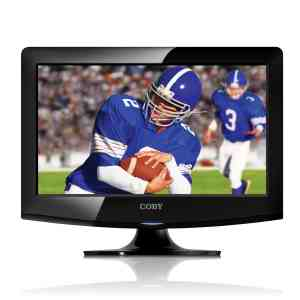 15 Inch LCD High Definition TV With  DVD Player TFDVD1595