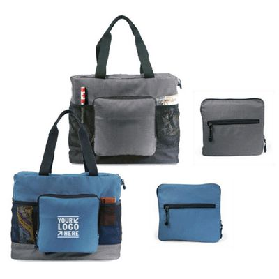 Boxcar Dobby Tote Bag - TOTE-BAG-G101
