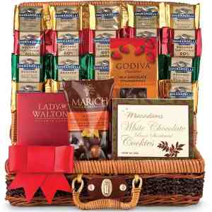 Chocolate Temptations Gift Basket - 12012