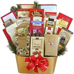 Gold Gift of Gourmet - 7030