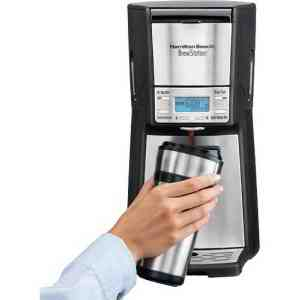 Hamilton Beach Brewstation Summit Ultra 12 Cup Coffee Maker - 48465
