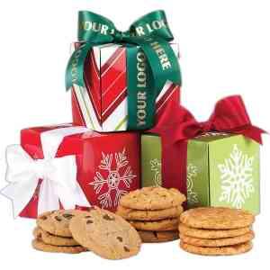 Happy Holidays Cookie Trio - 12061