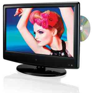 TV DVD Player - TDE1380B