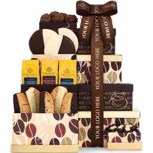 Coffee Delights Gift Tower - 12170