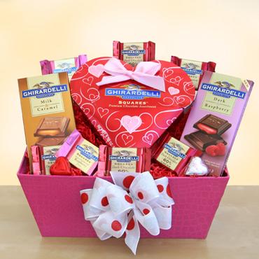 Ghirardelli Valentine Sweet Inspirations   - 5915
