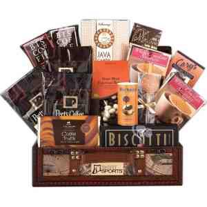 Gourmet Coffee Gift Basket - 11924