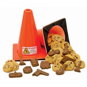 Construction Traffic Cone Treat Gift