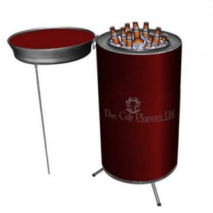 Can Cooler and Can Grill Set  F-129
