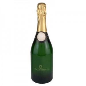 California Champagne With Custom Label L-126PL