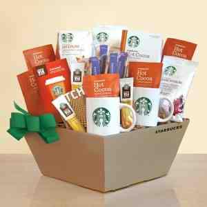 Starbucks Cofee, Cocoa and Chocolate To Share 7298
