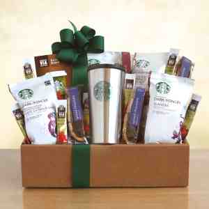 Starbucks Get Up And Go Box  7299