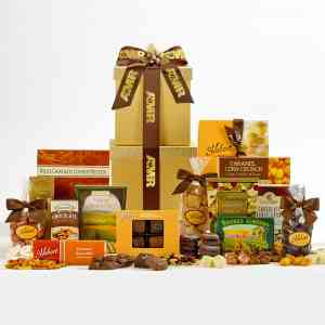 DELICIOUS GIFT TOWERS