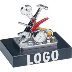 Metal Handyman Clock