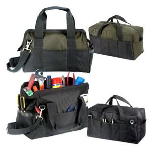 Two piece tool/utility bag set