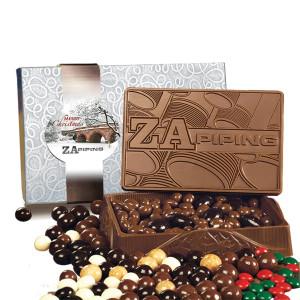 Eat-it-all chocolate box