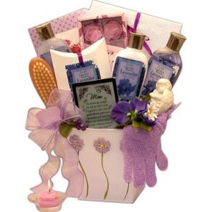 Mom's Lovely in Lavender Bath & Body Gift Set