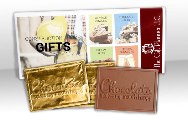 The Gift Planner Deluxe Chocolate Trio