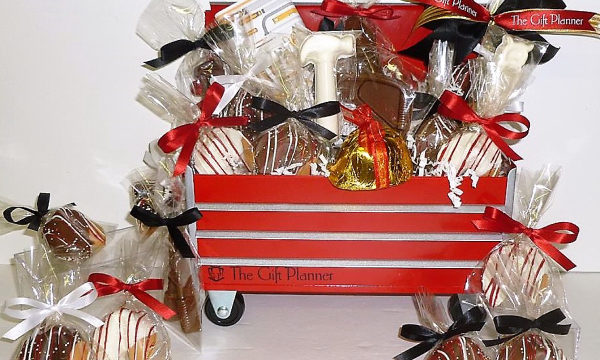 Miniature Chocolate Toolbox Gift Baskets Will Make You Smile