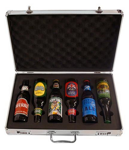 Executive Craft Beer Suitcase