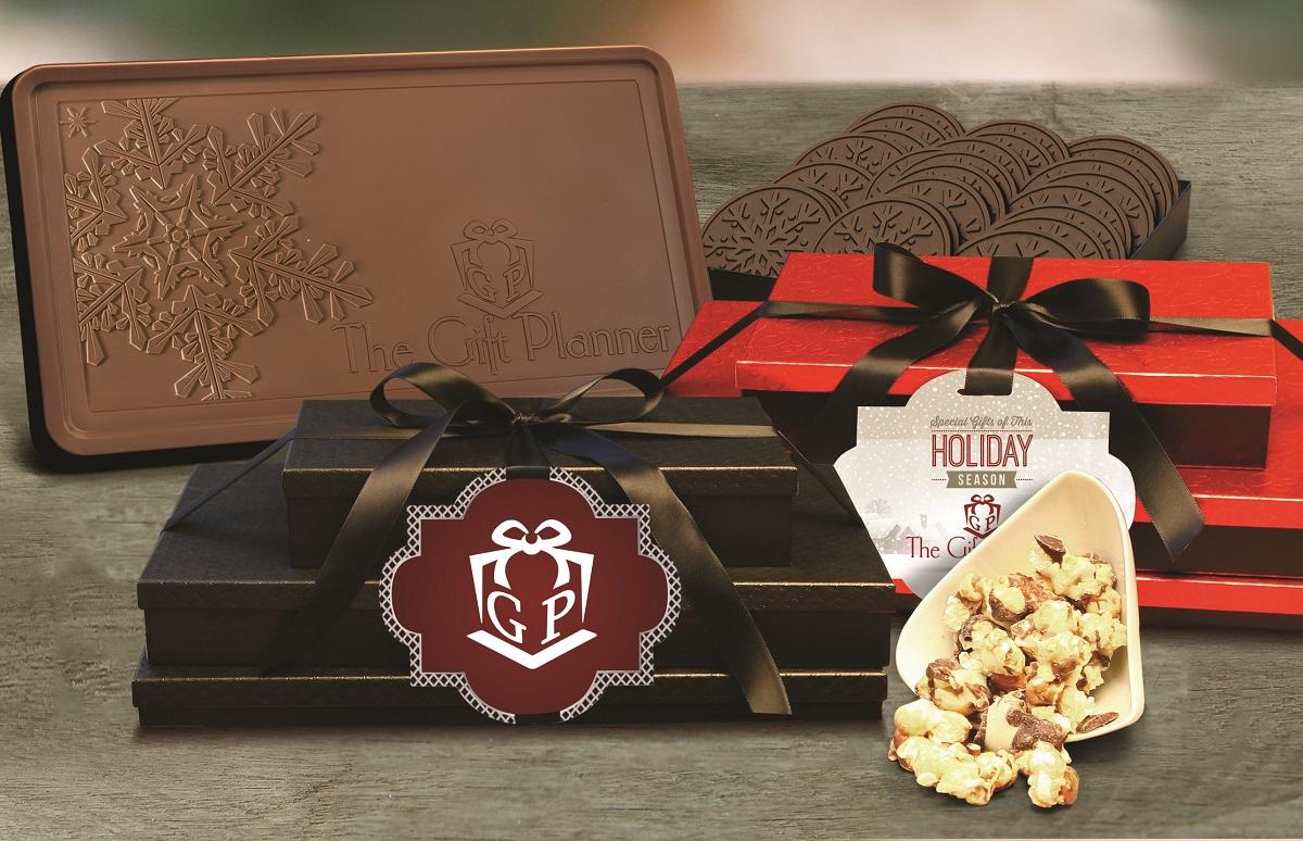 Корпоративные подарки из шоколада 9