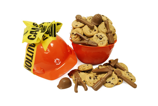 Shop Gourmet Chocolate Hard Hat Gifts On Sale Now