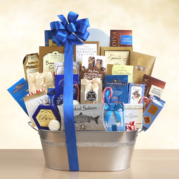 Corporate Holiday Gifts Baskets By The Gift Planner On Sale Now