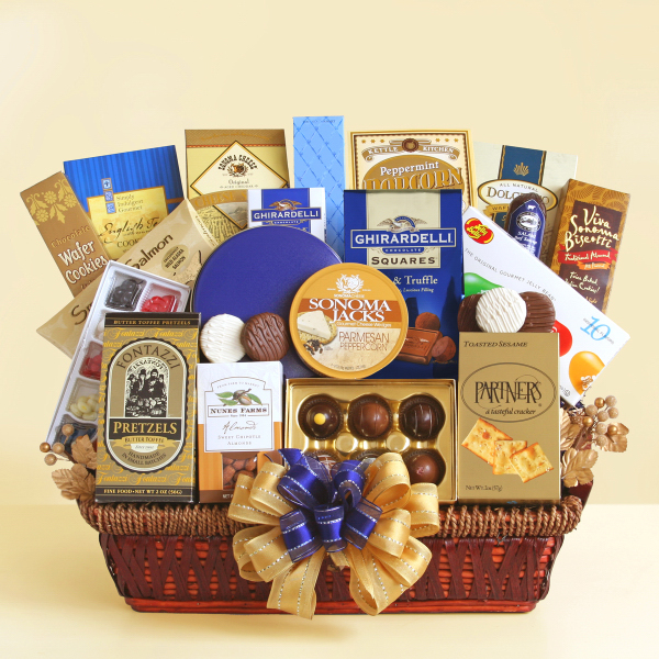 The Gift Planner Has Delicious Chocolate Gift Baskets On Sale Right Now!