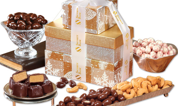 Shop The Gift Planner Delicious Gourmet Holiday Gifts On Sale Now