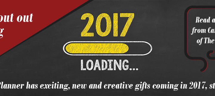 Ring In 2017 With Amazing Corporate Gifts At The Gift Planner Now