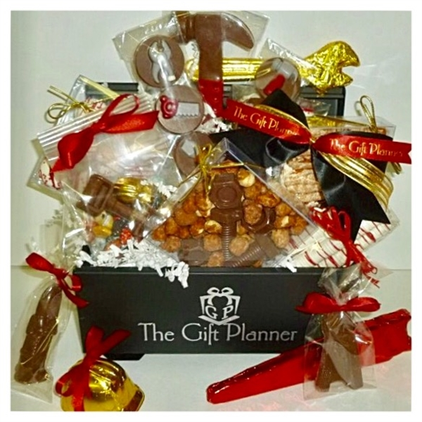 The Best Chocolate Toolbox Gift Baskets For 2019 At The Gift Planner