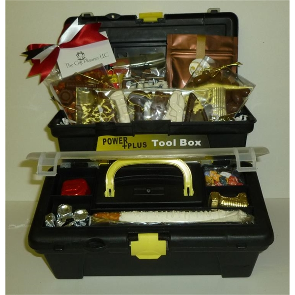 Amazing Chocolate Toolbox Gift Baskets At The Gift Planner