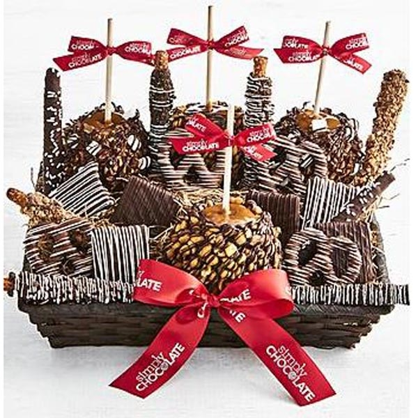The Most Incredible Chocolate Gift Baskets Ever Found At The Gift Planner