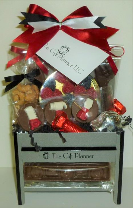 The Most Adorable Chocolate Work Bench Gift At The Gift Planner