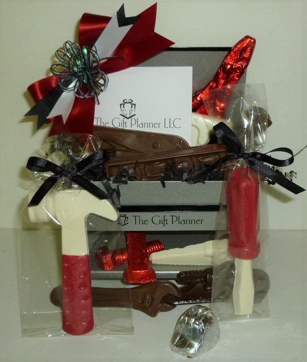 The Best Chocolate Tools Of The Trade Contractors Work Bench Gift