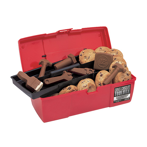 Delicious Chocolate Tools And Gourmet Treat Filled Toolbox Gift Ideas Loved By Clients