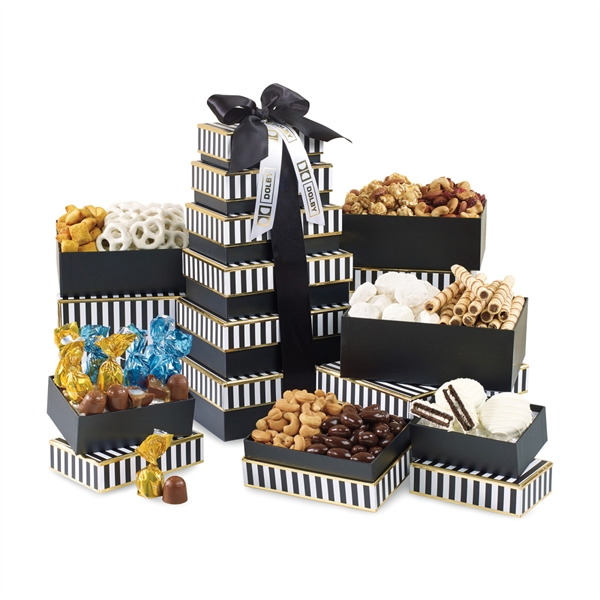 Cookie and Chocolate Gift Boxes At The Gift Planner