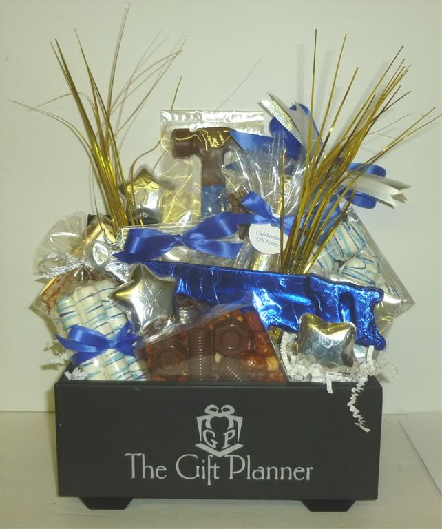 Let Us Create Custom Corporate Christmas Holiday Gifts By The Gift Planner