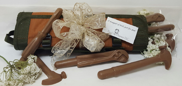 Introducing A Brand New Themed Gift With Chocolate Tools At The Gift Planner