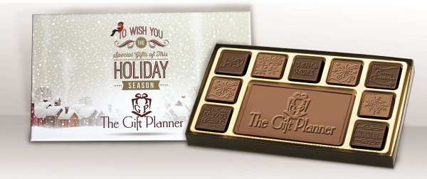 The Gift Planner Has Unique One Of A Kind Personalized Corporate Holiday and Christmas Gifts