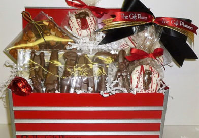 Construction Chocolate Toolbox At The Gift Planner